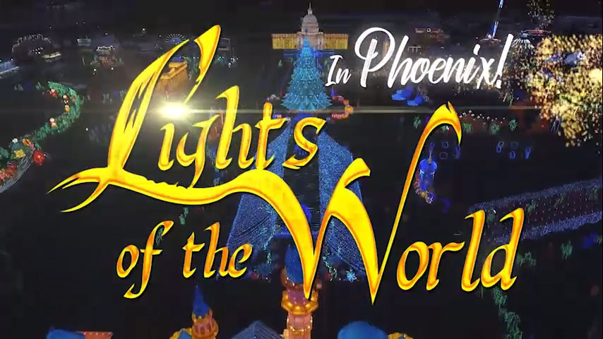 Home - Lights of the World - Phoenix