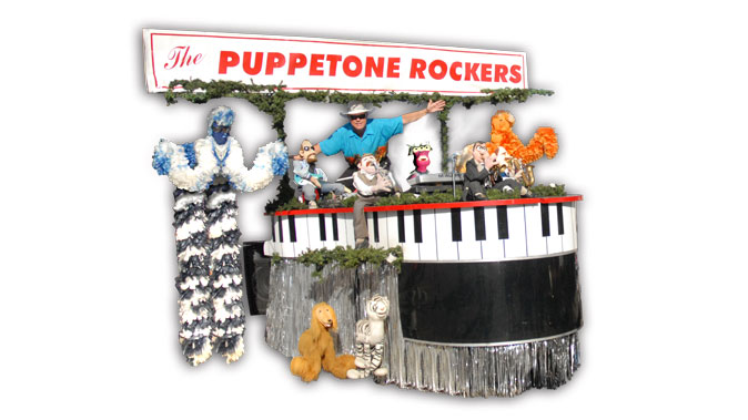 Puppetone Rockers